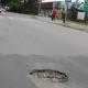 Stalowa Wola: Uwaga! Groźna dziura czyha na kierowców