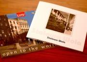 Nowo wydane albumy promujące miasto Stalowa Wola i Lwów.
