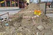 Podczas prac remontowych przy jednym ze sklepów w Rozwadowie, odnaleziono szczątki żydowskiego ratusza.