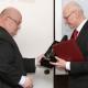 Stalowa Wola: Dr Wojasowi, byłemu prezesowi PKPS podziękowano za dotychczasową działalność na rzecz ubogich ludzi