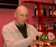Mariusz Szmuc - właściciel klubu JazzRock Club.