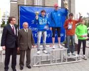 Zwycięzcą w kategorii mężczyzn został Bogdan Dziuba (KKS Victoria Stalowa Wola).