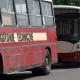 Stalowa Wola: Rozkraczony autobus