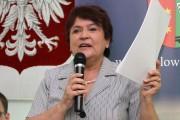 Grażyna Hejda, dyrektor podkarpackiego NFZ.