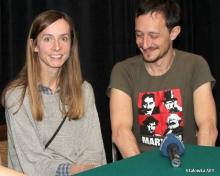 Marzena Sowa i Sylvain Savoia