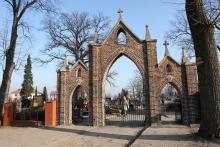 Cmentarz Parafialny w Rozwadowie