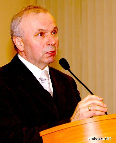 Nowy Przewodniczący Rady Miasta, Stanisław Cisek.