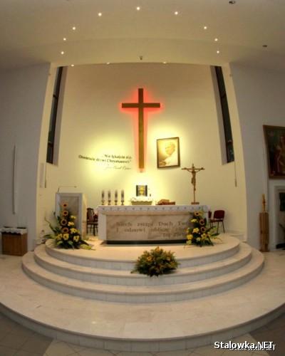 Kaplica parafii Bł. Jana Pawła II