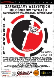 Tattoo Event W Alternatywach Stalowkanet