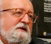 Maestro Krzysztof Penderecki.