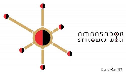 Logo Ambasadora Stalowej Woli.