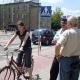 Stalowa Wola: Uczyli jak korzystać ze ścieżek rowerowych