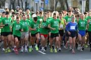 Punktem kulminacyjnym był tradycyjnie bieg główny na 5000 metrów kobiet i mężczyzn, w którym pobiegło ponad 150 zawodników z Polski i zagranicy. Zwyciężył Mariusz Kondrat z UKS Sandomierz oraz Lilia Fiskowicz z Mołdawii.