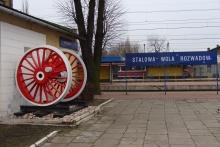 Pomnik Kolejarzy w Rozwadowie