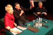 Z namiastką jego twórczości mieliśmy okazję się zapoznać na piątkowym spotkaniu w Miejskim Domu Kultury, gdzie o jego fenomenie rozmawiali: Magdalena Bąk, Mariusz Kargul (poeta, także pochodzący z Krasnegostawu) i Andrzej Stasiuk.