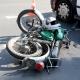 Stalowa Wola: Wypadek: potrącony motocyklista przebywa w szpitalu