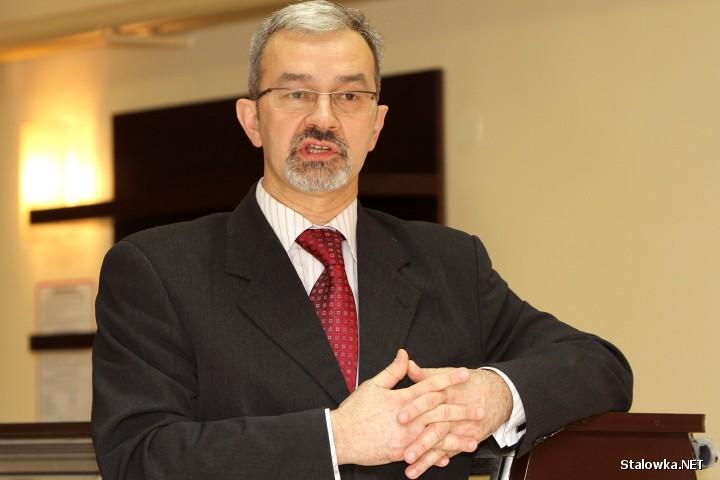 Jerzy Stanisław Kwieciński - Prezes Europejskiego Centrum Przedsiębiorczości