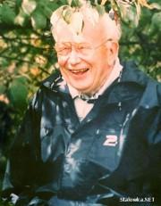 Eugeniusz Łazowski - laureat Gałązki Sosny. Jako pierwszy odznaczony pośmiertnie.