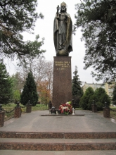 Pomnik Chrystusa Króla Wszechświata