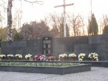 Pomnik - Mogiła zbiorowa w Rozwadowie