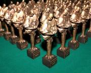Statuetki dla zasłużonych zostały wręczone.