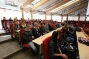 Środowy Dzień Otwarty Politechniki Rzeszowskiej przyciągnął tłum maturzystów nie tylko ze Stalowej Woli ale i okolic.