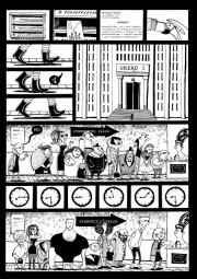 Zwycięski komiks Nikoli Kucharskiej w trzech częściach.