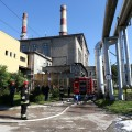 Stalowa Wola: Pożar w Elektrowni Stalowa Wola
