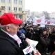 Stalowa Wola: 4000 manifestujących w Rzeszowie