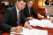 31 października 2013 roku w Stalowej Woli został podpisany akt notarialny dotyczący zakupu od syndyka spółki HSW - Zakład Zespołów Napędowych w upadłości przez spółkę LiuGong Machinery Poland.