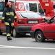 Stalowa Wola: Zderzenie dwóch aut. 1 osoba ranna