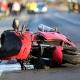 Stalowa Wola: DK77: w wypadku ranny został 26-letni kierowca ścigacza