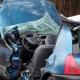 Stalowa Wola: Drzewo runęło na auto. Kierowca trafił do szpitala