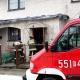 Stalowa Wola: Terma gazowa przyczyną pożaru w Rozwadowie