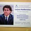 Stalowa Wola: Rzeszów: prezydent wyjaśnia jak wygrać wybory?