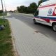 Stalowa Wola: Pijany działkowicz upadł jadąc rowerem. Trafił do szpitala