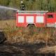 Stalowa Wola: Strażacy gasili pożar w Majdanie