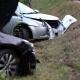 Stalowa Wola: Dwa auta w rowie wskutek wypadku na drodze powiatowej