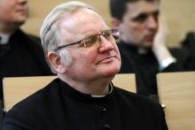 Ksiądz dr Marian Balicki, kapłan diecezji sandomierskiej, poeta.