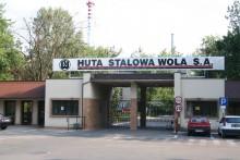 Huta Stalowa Wola - brama nr. 1