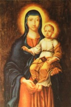 Obraz Matki Bożej Szkaplerznej w Rozwadowie