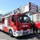 Stalowa Wola: Strażacy ze Stalowej Woli podziękowali władzom miasta za wsparcie przy zakupie nowej drabiny