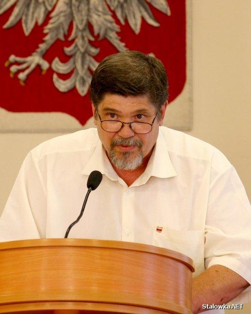 Zbigniew Doliński zwrócił się do Rady Miasta o interwencję w sprawie stadionu San.
