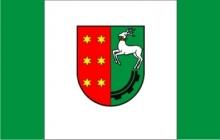 Flaga powiatu stalowowolskiego