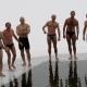 Stalowa Wola: Stalowowolskie Morsy zażywają kąpieli w lodowatej wodzie. Im mróz nie przeszkadza