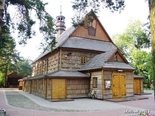 Kościół pod wezwaniem św. Floriana w Stalowej Woli.