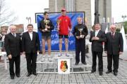 W biegu głównym na 5000 metrów pierwsze miejsce zajął Bogdan Dziuba z KKS Victoria.
