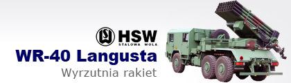 Stalowa Wola: HSW Langusta WR-40