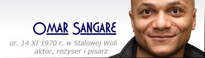 Stalowa Wola: Omar Sangare (aktor, reżyser, wykładowca i pisarz)