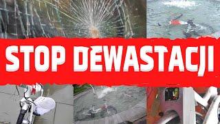 TV Stalowa Wola: Wspólnie zahamujmy dewastację naszego mienia